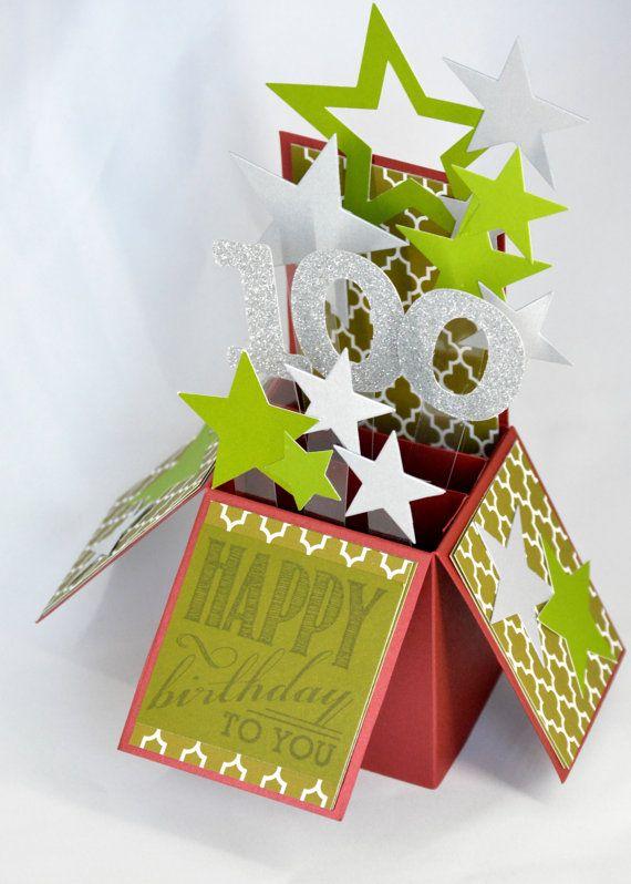 449 best cricut  3d  pop up box card inspiration images