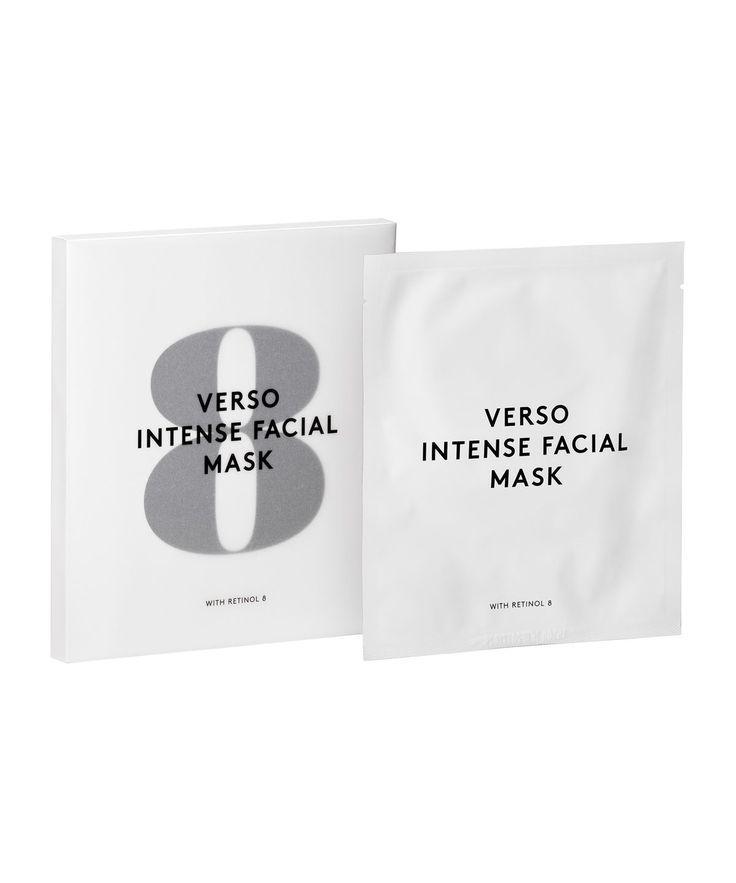 Intense Facial Mask by Verso