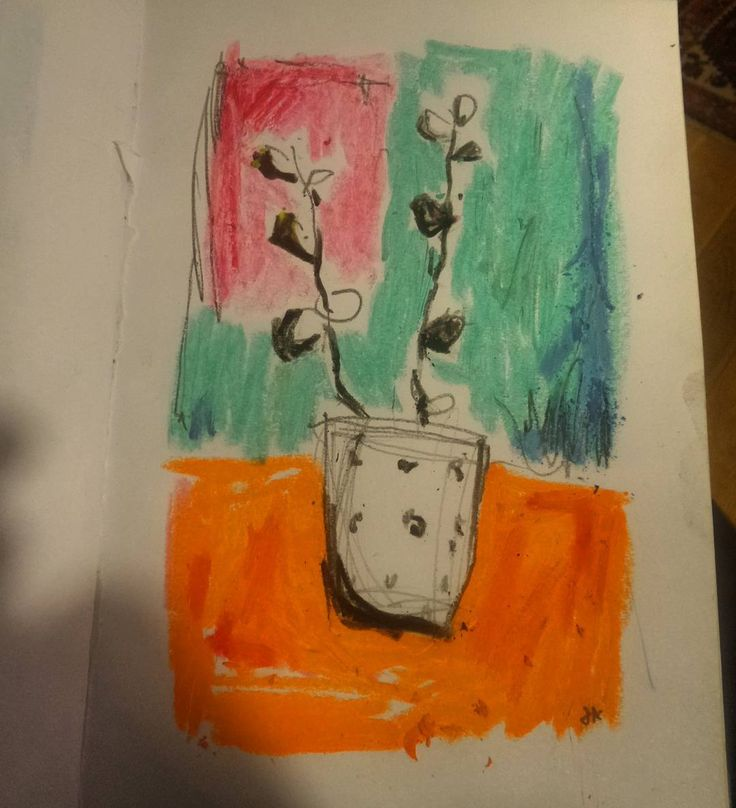 "50 Likes, 2 Comments - Jules Anson (@jules_anson) on Instagram: ""Sunday doodling listening to Irvine Welsh Paperback Writers on 6 music  #doodling #oilpastel #art…"""