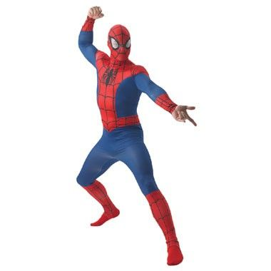 Spider-Man kostuum voor volwassenen maat 48/52  Altijd al eens willen voelen hoe het is om Spider-Man te zijn? Hijs je zelf dan nu in dit Spider-Man kostuum voor volwassenen.  EUR 41.99  Meer informatie
