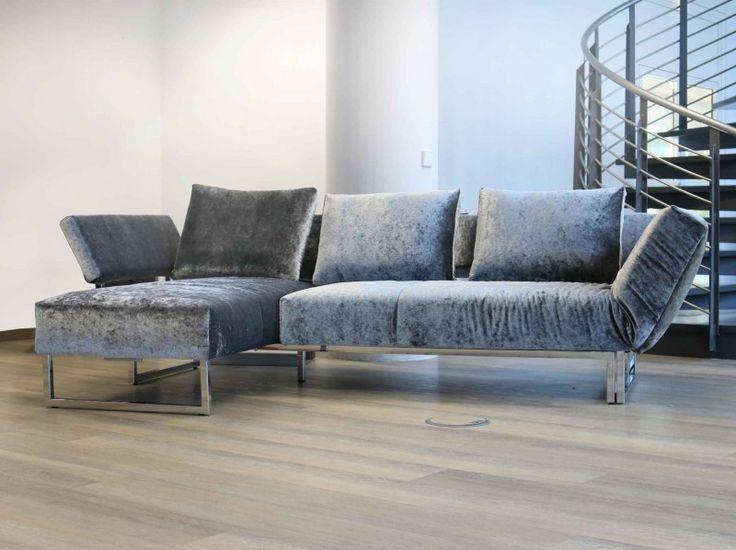 Vintage Twinset sofabed de hochwertige Design Schlafsofas Ausstellungsst cke