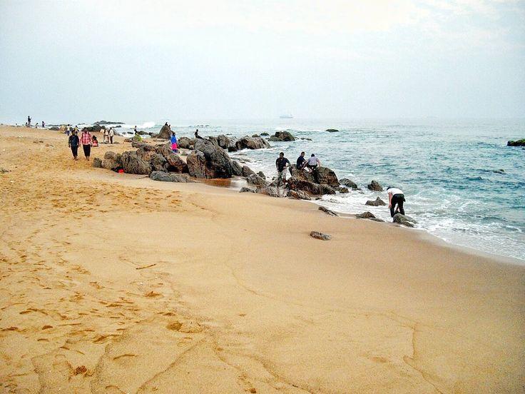 Plage Inde Voyage Visakhapatnam Vizag