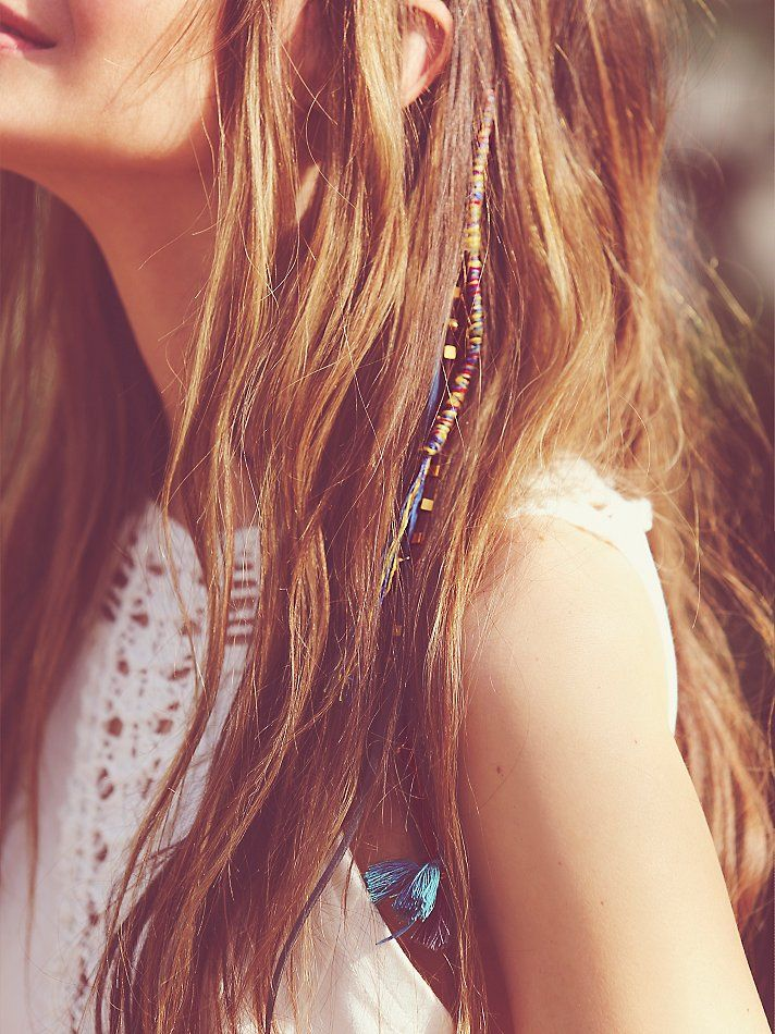 Free People Desert Sun Braid In at Free People Clothing Boutique