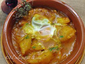 Blog de cocina tradicional mediterránea y algo mas.