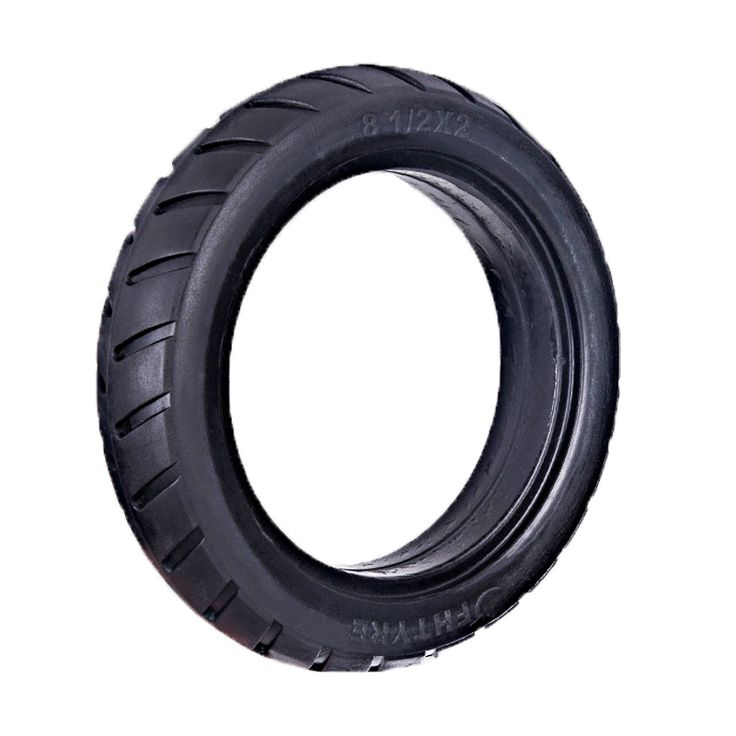 Scooter Tire for Mijia M365 Solid Skateboard Tyre 8 1/2X2 for Xiaomi Electric Skate Board Avoid Pneumatic Tyre Upgraded Version