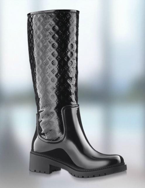 11ba20a95f9c Louis Vuitton Splash Rain Boot