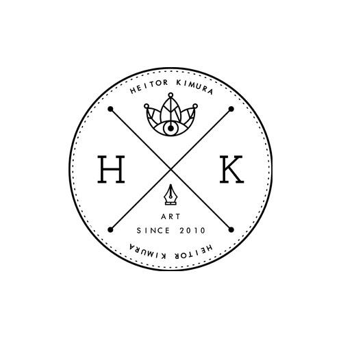 Round HK logo