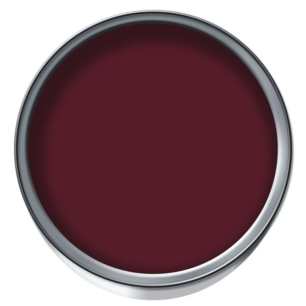 Large image of Dulux Silk Emulsion Ruby Starlet 2.5ltr - opens in a new window