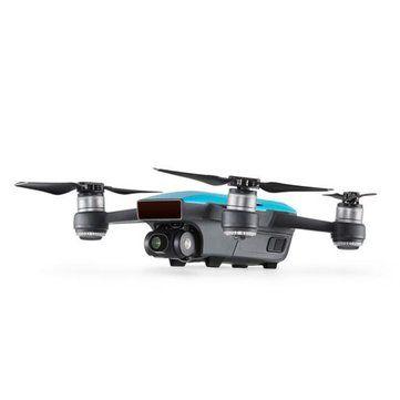 DJI Spark Drone 2KM FPV with 12MP 2-Axis Mechanical Gimbal Camera QuickShot Gesture Mode Quadcopter Sale - Banggood.com