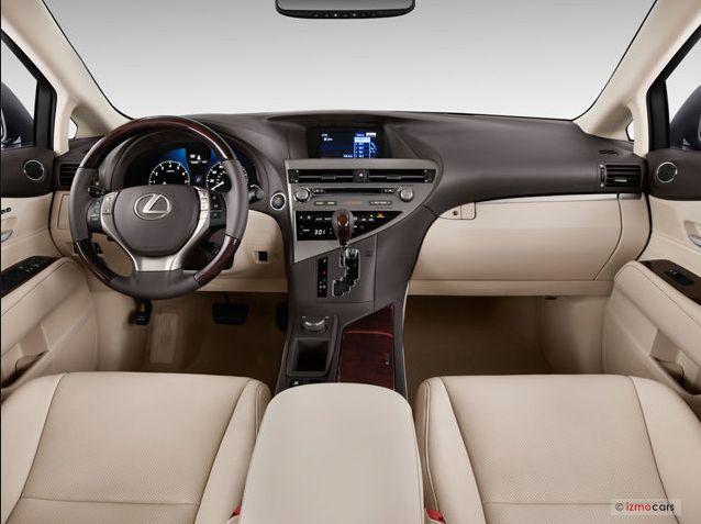 2018 Lexus RX 350 Specs