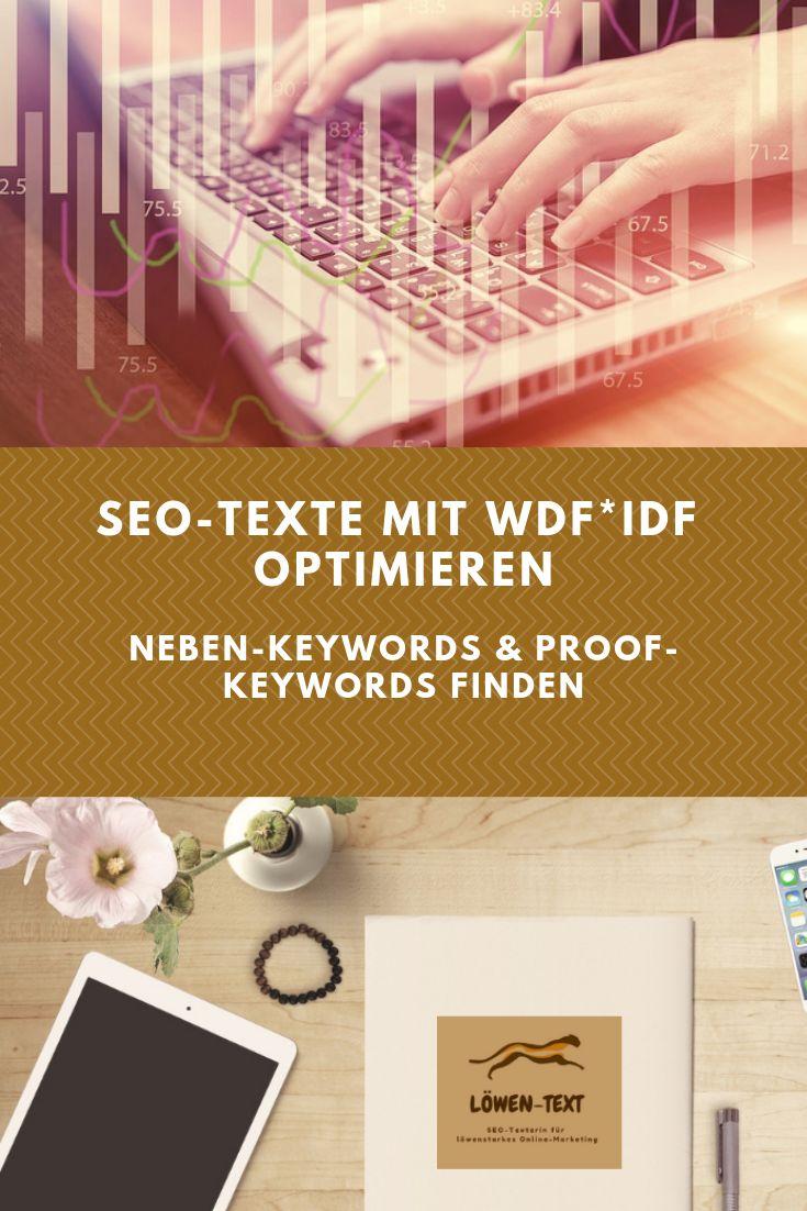 WDF*IDF & SEO-Texte optimieren – das musst du wissen!