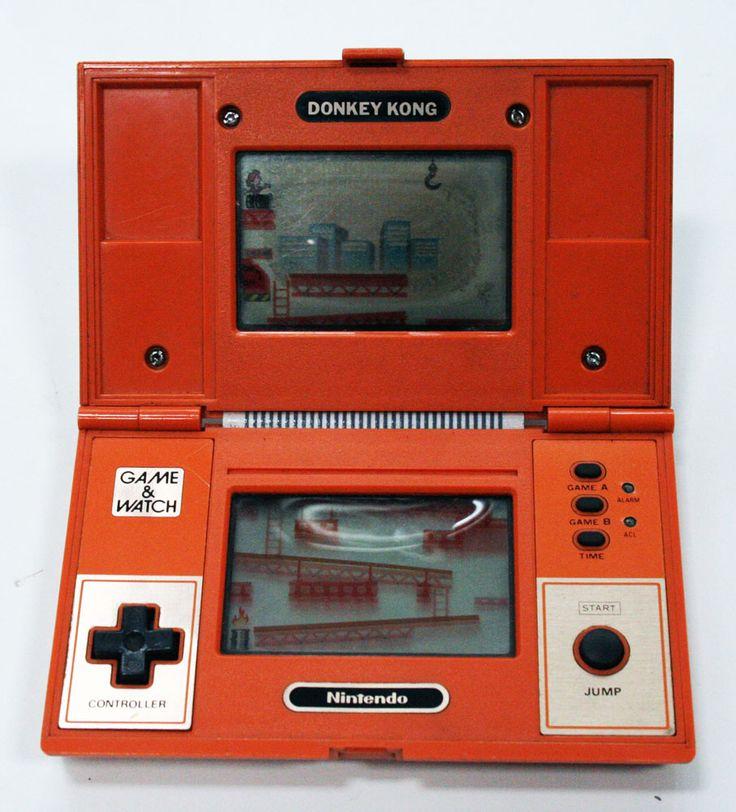 Donkey King - Nintendo // 1982