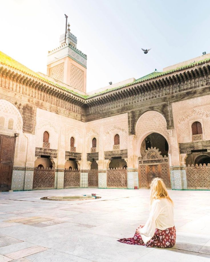Morocco has been a real surprise! We're so blown away when reading your positive comments on this trip! A huge thanks to each and every one of you! #travel #africa #visitmorocco #morocco #fes #fez #city #mosk #sunset #magical #photography #blog #saltinourhair