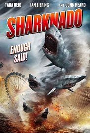 Sharknado (TV Movie 2013) - IMDb can't believe they made a series out of this film!!
