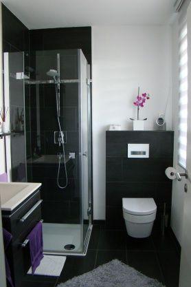 15 besten badezimmer ohne fliesen bilder auf pinterest - Trennwand englisch ...