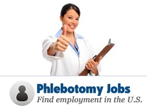 Good Phlebotomy Jobs In The United States [ZIP Search].Constantly Updated!