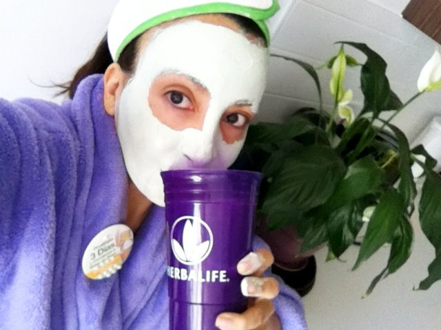 Herbalife Skin MintMaskMonday.  5147930905