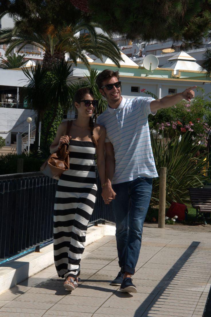 Clube Praia da Oura #gardens #walks #romantic #portugal