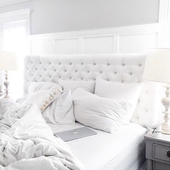 54 Amazing All White Bedroom Ideas: 1000+ Ideas About White Bedroom Decor On Pinterest