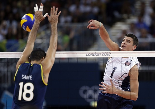 matthew anderson  usa volleyball
