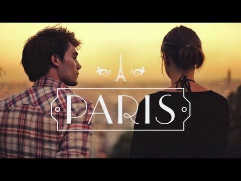 Paris...cute travel video with a nice ending :)