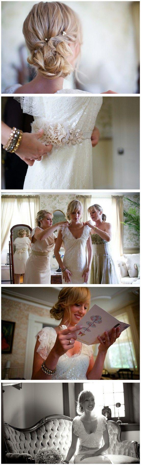 wedding hair wedding hair: Hair Ideas, Bridesmaid Hair, Bridesmaids Hair, Bride Pictures, Beautiful Dresses, Wedding Hairs, Hair Style, The Dresses, Chic Weddings