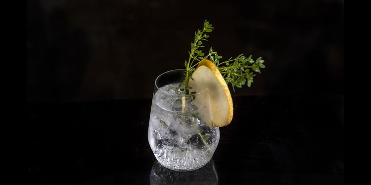 This autumnal twist on a gin and tonic from Paul Welburn combines flavoursome Comice pears and fragrant lemon thyme. The gin will work wonderfully in cocktails too.