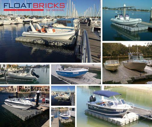 FloatBricks   www.dockpro.com.au