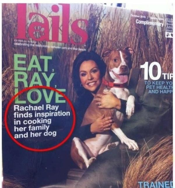 Punctuation can save lives. Use it.: Rachaelray, Grammar Humor, Rachel Ray, English Teacher, Make A Difference, Funny Stuff, Families Dogs, Rachael Ray, Magazines Covers