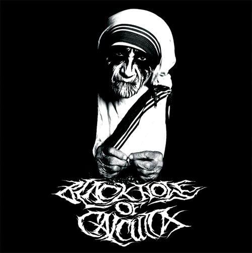Black Hole of Calcutta - S/T LP [Give Praise/Mother Teresa]