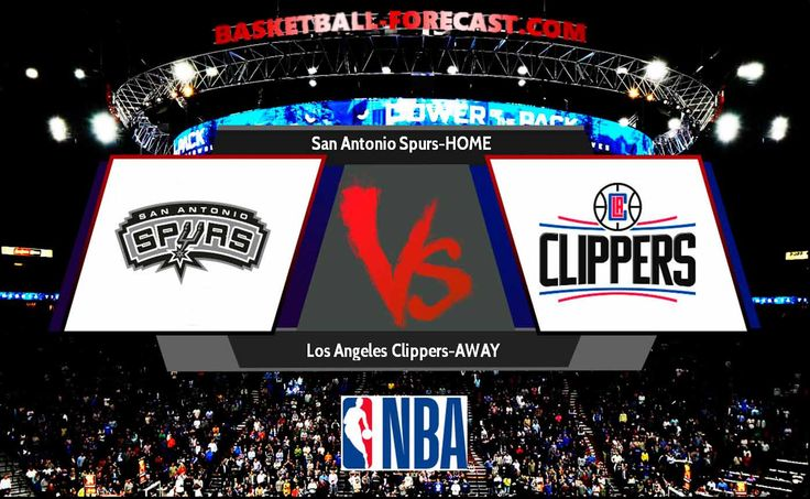 San Antonio Spurs-Los Angeles Clippers Nov 7 2017 Regular Season Today is a great day for betting. San Antonio Spurs-Los Angeles Clippers Nov 7 2017 In the past 10 games San Antonio Spurs has won 6 wins and  In the last 7 games Los Angeles Clippers has won 3 performances .   #Austin_Rivers #basketball #bet #Blake_Griffin #Danilo_Gallinari #Danny_Green #DeAndre_Jordan #Dejounte_Murray #forecast #Kyle_Anderson #L.A._Clippers #LaMarcus_Aldridge #Los_Angeles_Clippers #Lou_Wil
