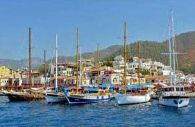 The Datca Peninsula is still unspoilt by mass tourism. A traditional gulet cruise around the many beautiful bays enables you to enjoy exploring in your own boat without any of the responsibilities of sailing.