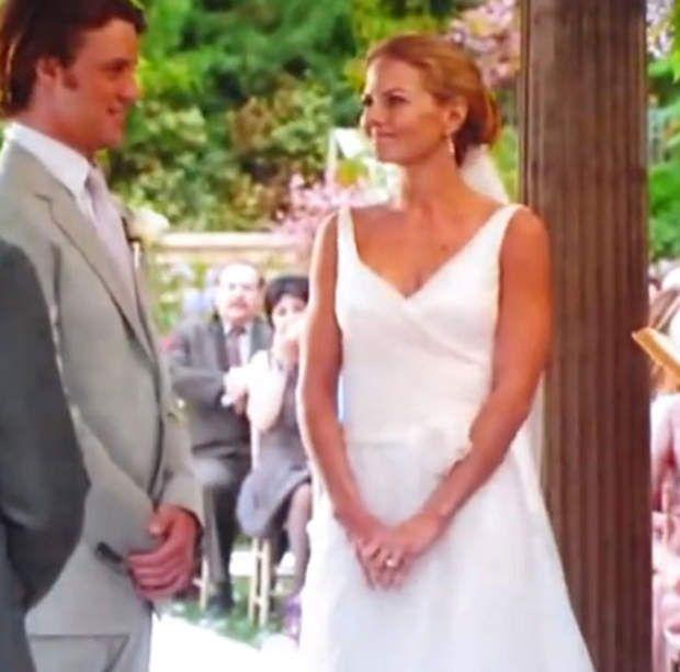 Dr House : Après une relation compliquée, Cameron (Jennifer Morrison) et Chase (Jesse Spencer) se disent oui