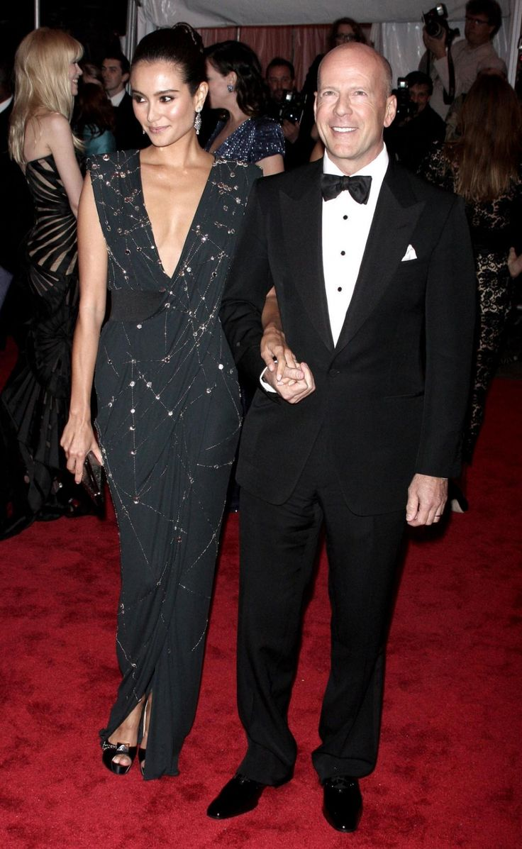 Bruce Willis and wife Emma Heming | Couples | Pinterest ...