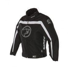 Blouson Bering Dink Kid #blousson #jacket #enfant #speedway #noir #moto #cross #motocross