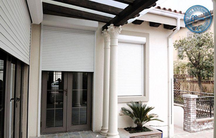 European Style Window Rolling Shutter supplier