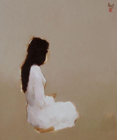 Meditation by Nguyen Than Binh