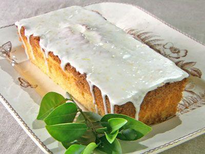 Meyer Lemon Pound Cake, Recipe from Martha Bakes, February 2011