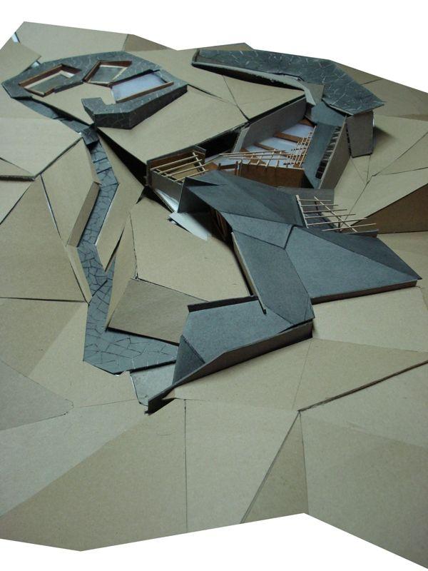 La enseñanza de la arquitectura sustentable: Seis proyectos en el Cajón del Maipo 19 – Plataforma Arquitectura