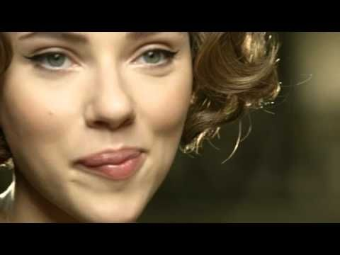 Not really a fan of her, but loved her in this  TV spot for D&G The One