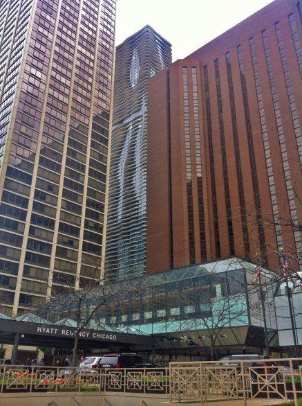 Hotel Hyatt Regency Chicago, IL - Booking.com