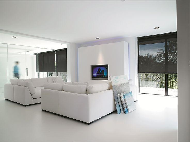 Image result for baie vitrée rideaux