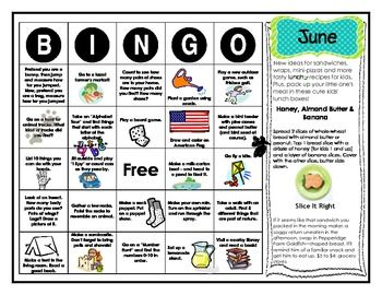 19 best images about Summer Safety on Pinterest | Bingo ...