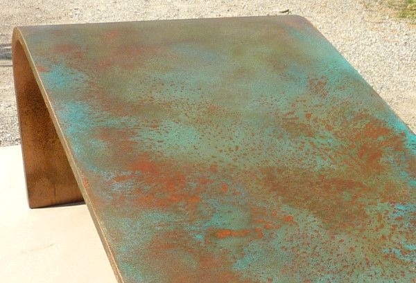Antique copper varnish effect: it transforms any surface into a ...