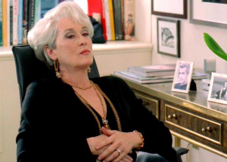 Devil Wears Prada Meryl Streep