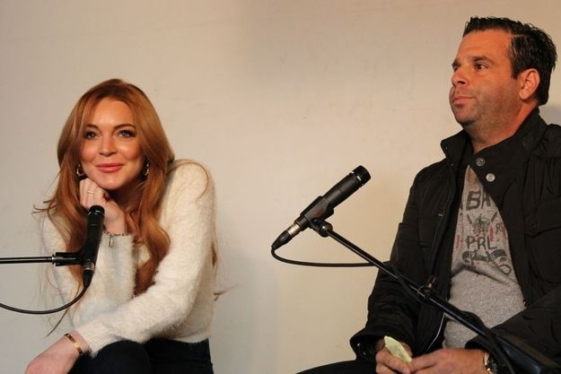 "Lindsay Lohan Showed Up At Sundance Looking ""Mean Girls"" Good"
