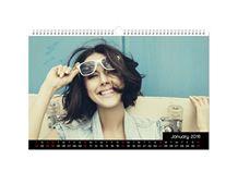 Gör din egen almanacka och spara årets bästa bilder i ett lättillgängligt och praktiskt format som kan beskådas av hela familjen.