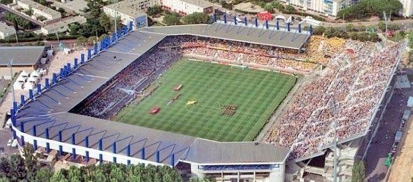 Tour des stades : La Mosson