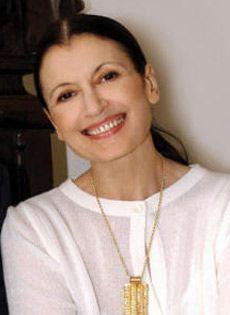 The Italian Ballerina Carla Fracci, whom I always envisioned as Marie del'Amici