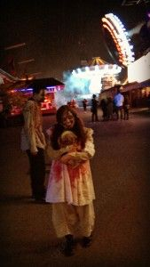 What to do in Vancouver: Spooky Fun at Fright Nights - Vancouver Mom